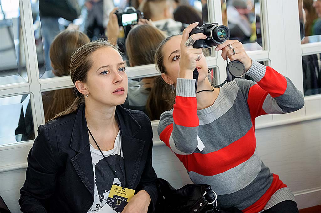 Международный фестиваль современного искусства Территория в Москве