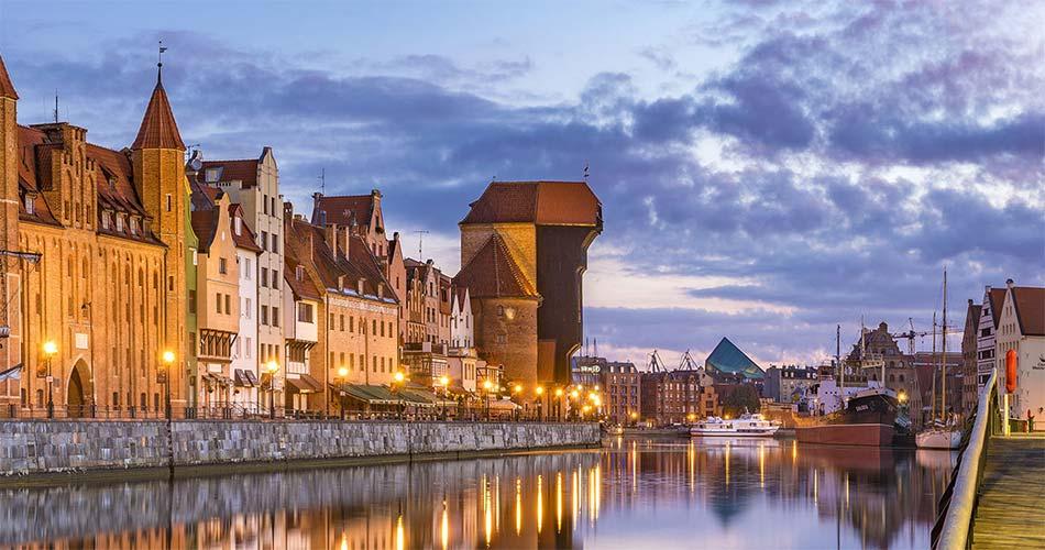 Самые красивые места и направления в Польше