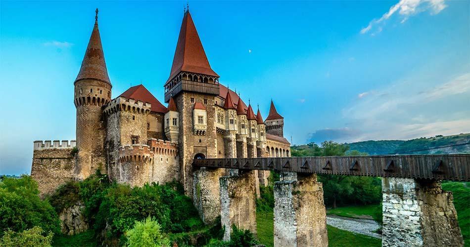 Самые красивые места и направления в Румынии