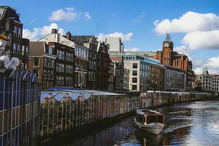 Самые лучшие отели с видом на Амстердам