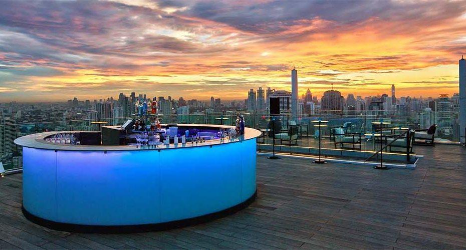 10 самых лучших отелей с видом на Бангкок