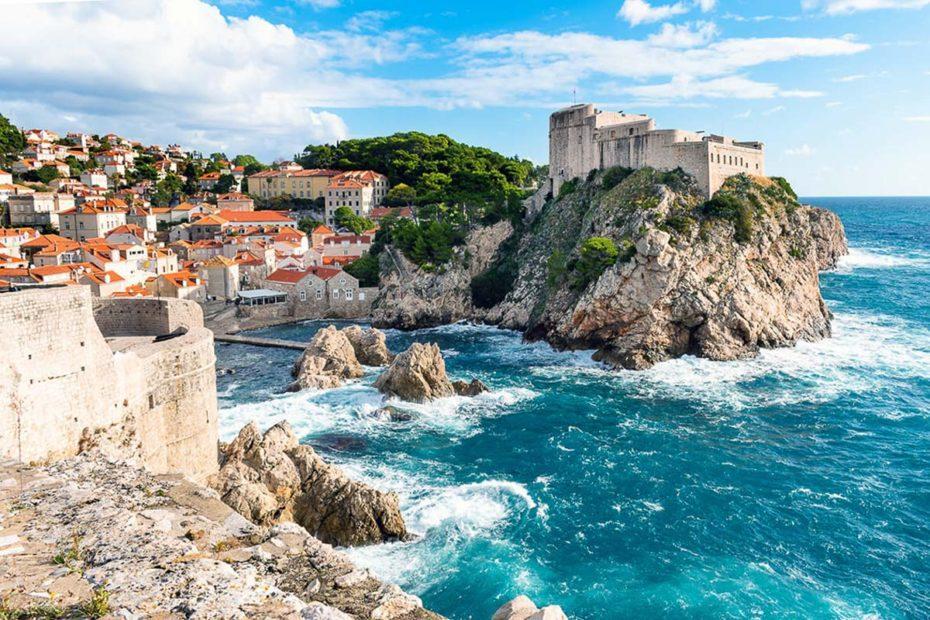 Самые лучшие отели с видом на Дубровник
