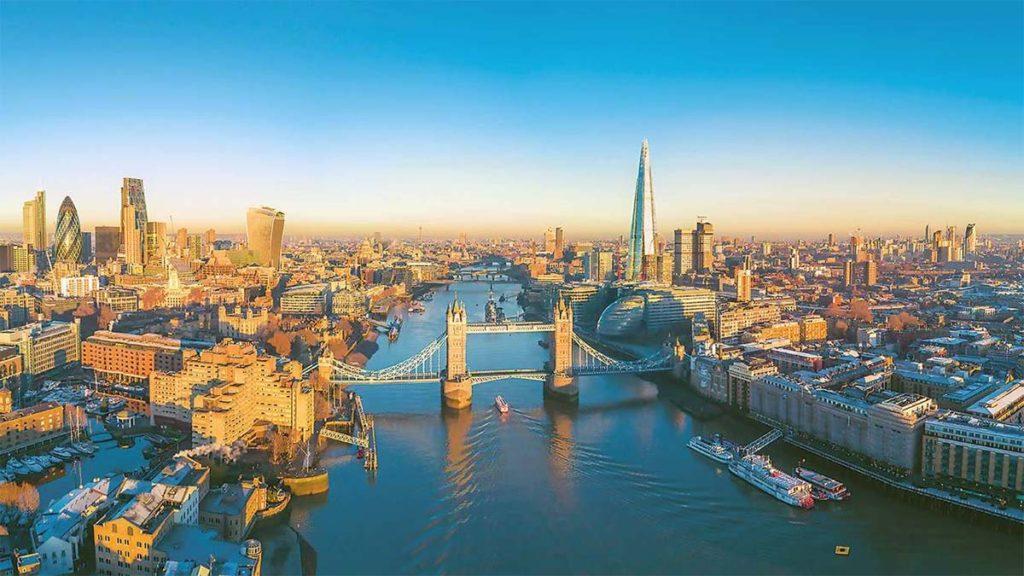 Самые лучшие отели с видом на Лондон