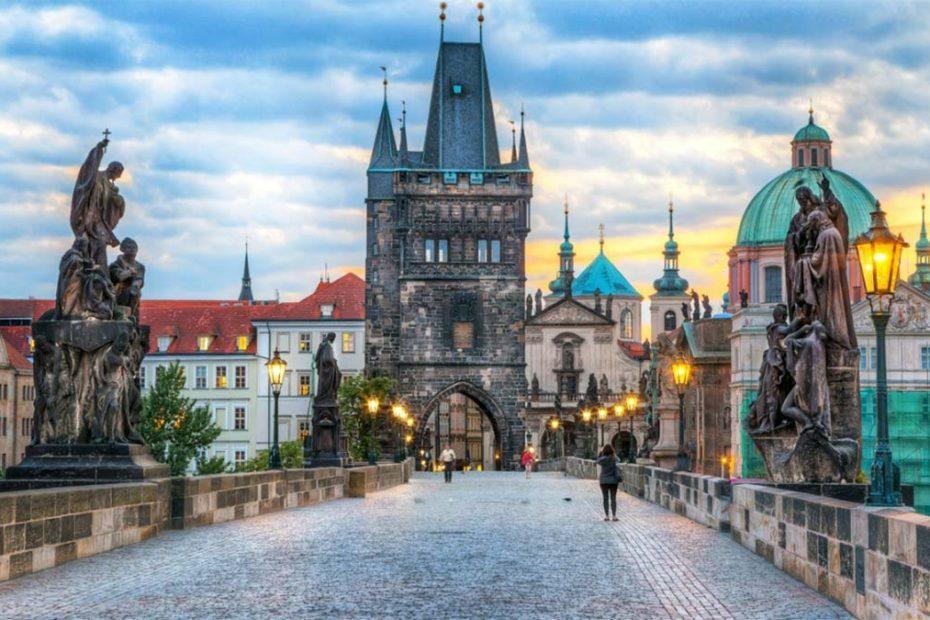 Самые лучшие отели с видом на Прагу