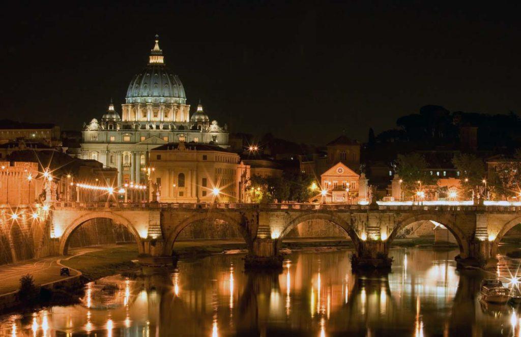 Самые наилучшие комплексы с видом на Рим