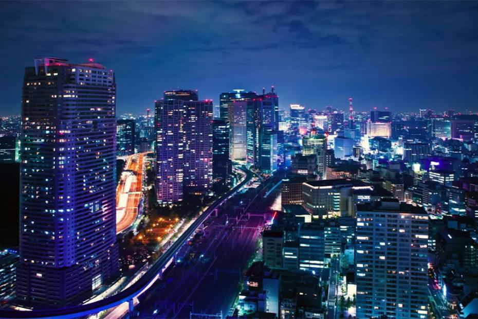Самые лучшие отели с видом на Токио