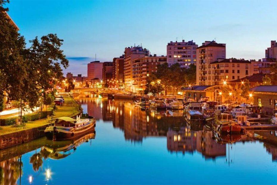 Самые лучшие отели с видом на Тулузу