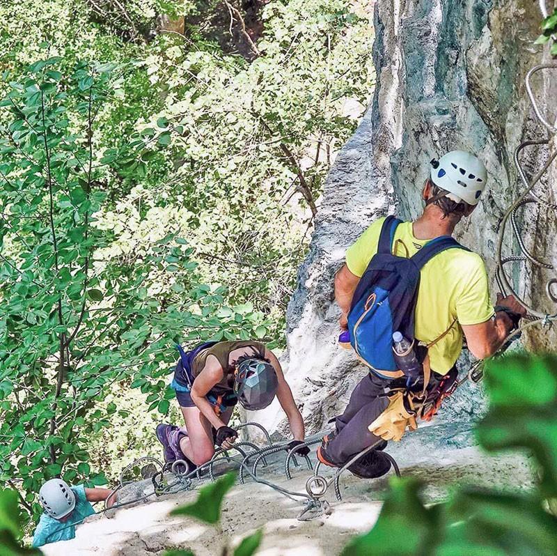 Горные развлечения летом: 6 идей в Сен-Жерве-Монблан, Альпы