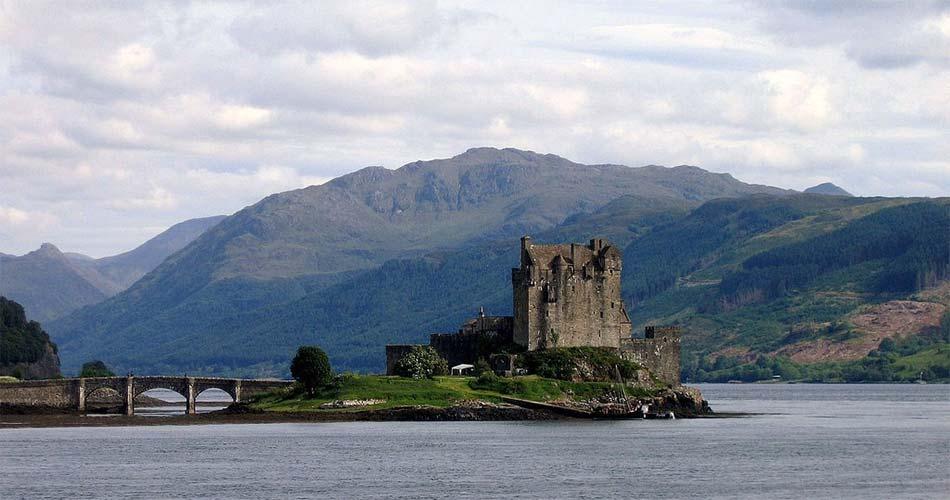 Самые красивые места и направления в Шотландии