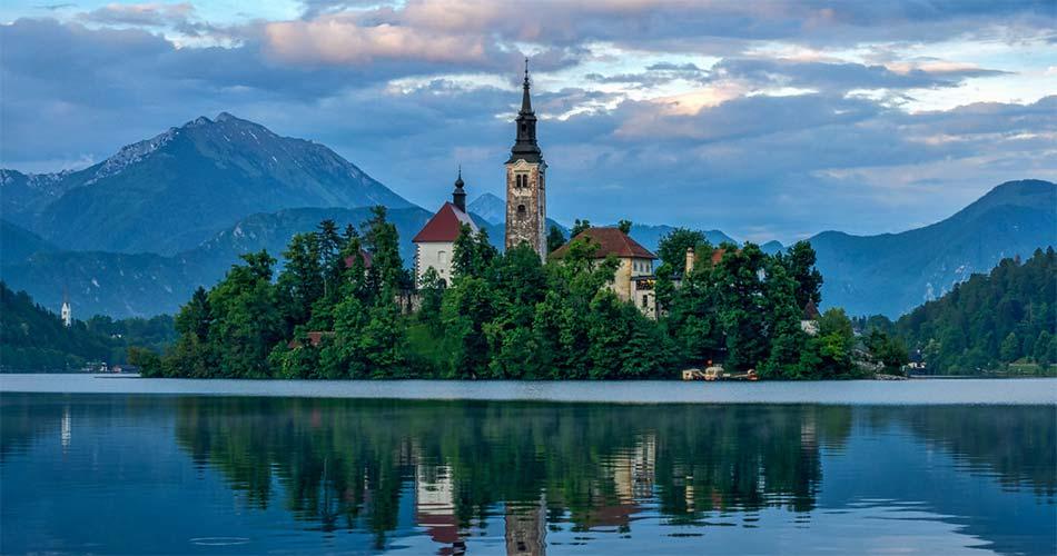 Самые красивые места и направления в Словении