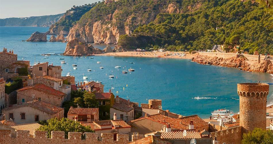 Самые красивые места и направления в Испании