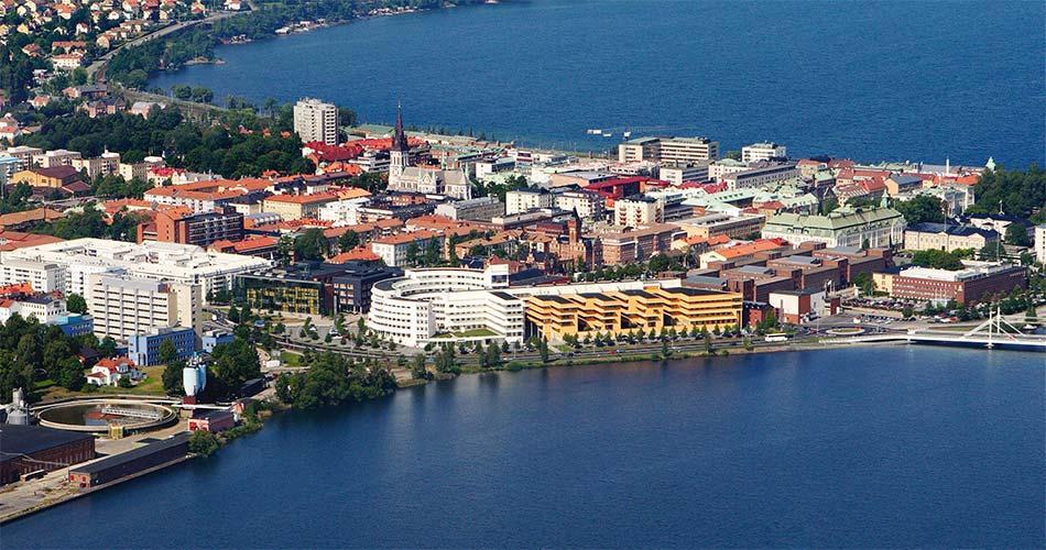 Самые красивые места и направления в Швеции
