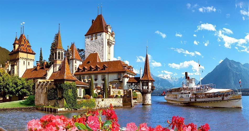 Самые красивые места и направления в Швейцарии