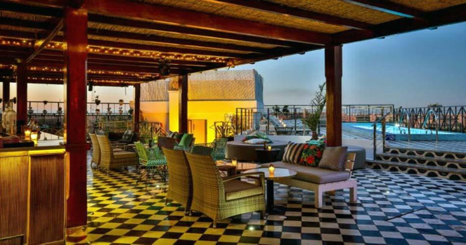 Бесподобный отель с видом на Марракеш - 2Ciels Luxury Boutique Hotel & Spa