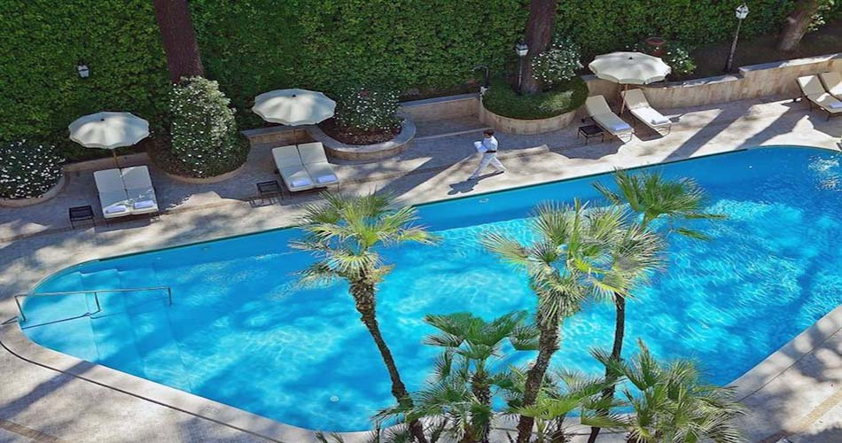 Спокойное место для отдыха в Риме - Aldrovandi Villa Borghese