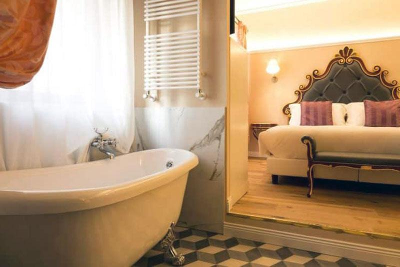 зачетный романтический отель Флоренции - Villa Agape