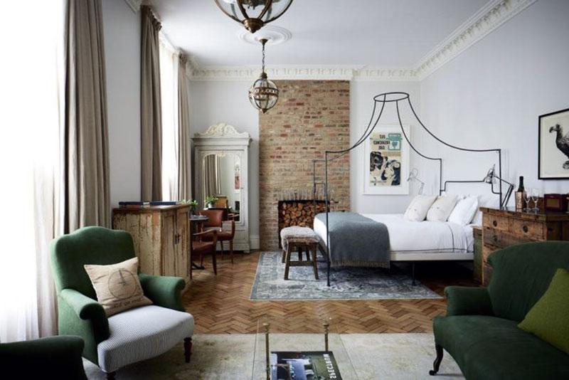 Очаровательный бутик отель Лондона - ARTIST RESIDENCE