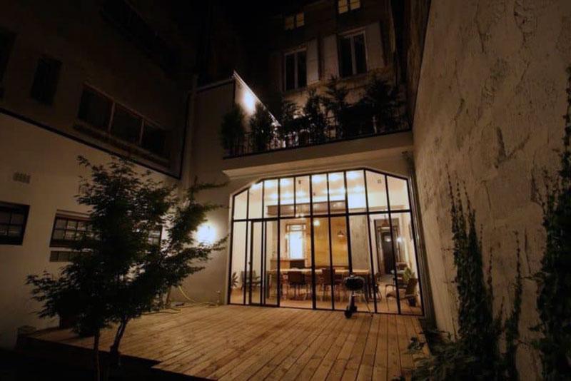 Неповторимый бутик отель Бордо - Casa Blanca B&B