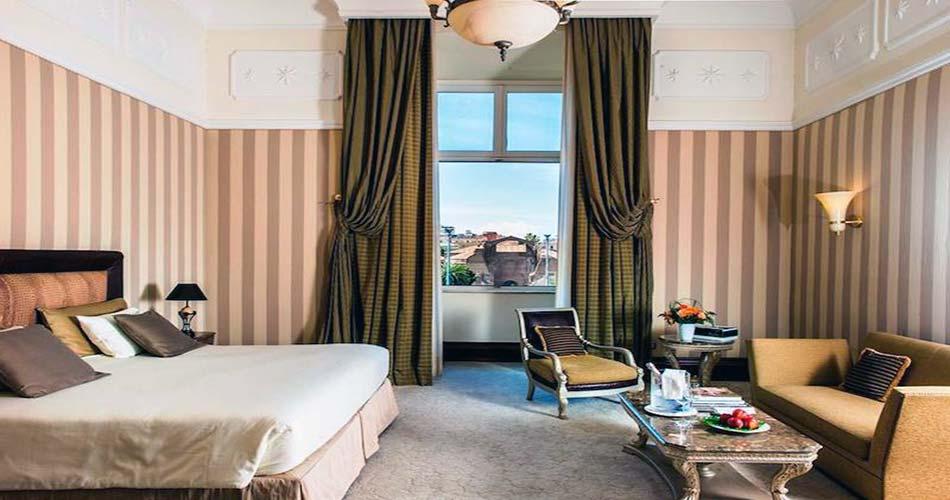 Комфортабельный апартаменты в самом сердце Рима - Boscolo Exedra Roma