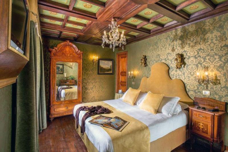 Лучший романтический бутик отель Рима - Campo de Fiori