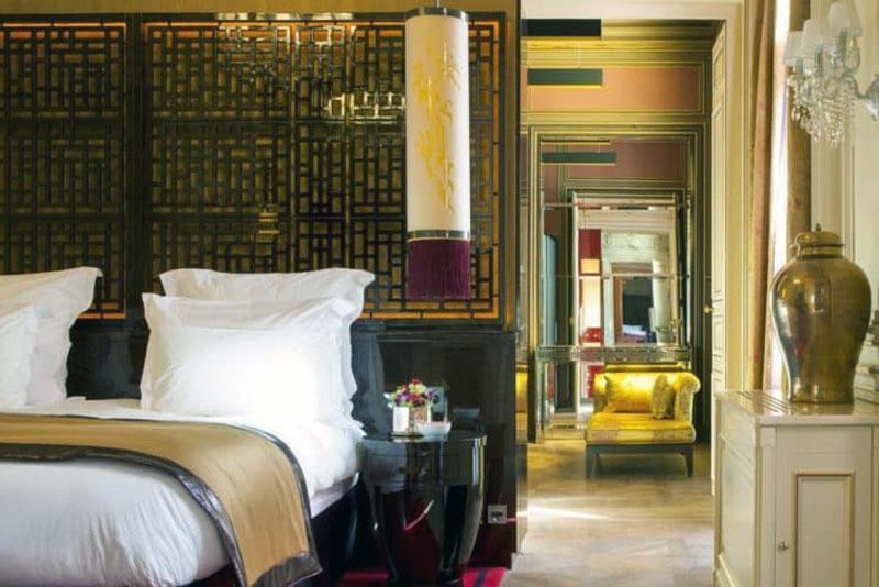 Исключительный романтический отдых в Париже - Buddha-Bar