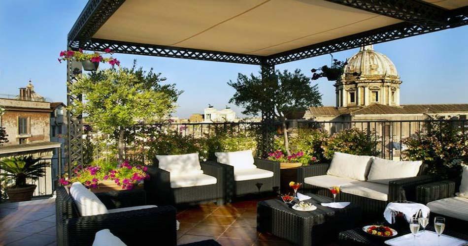 Роскошное место отдыха в Риме - Campo de 'Fiori