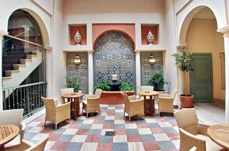 Романтический бутик отель Севилье - Casa Romana