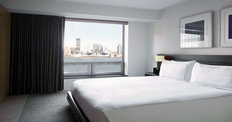Дивный комплекс для незабываемого отдыха - Conrad New York Downtown