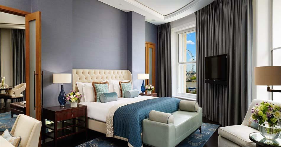 Высококласный комплекс премиум класса в Лондоне - Corinthia Hotel London