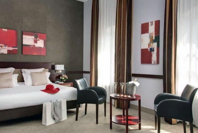 Элегантный романтический отель  в Лилле - Couvent des Minimes