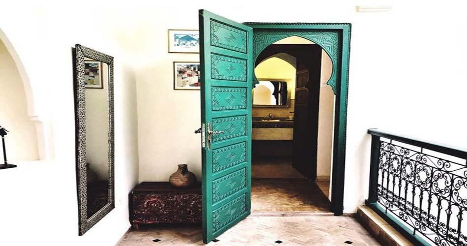 Королевский риад для сна в Марракеше - Dar Ahwach