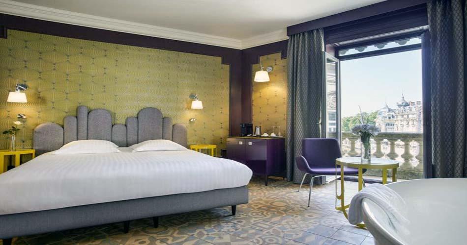 Несравненный отель с видом на Монпелье - du Midi