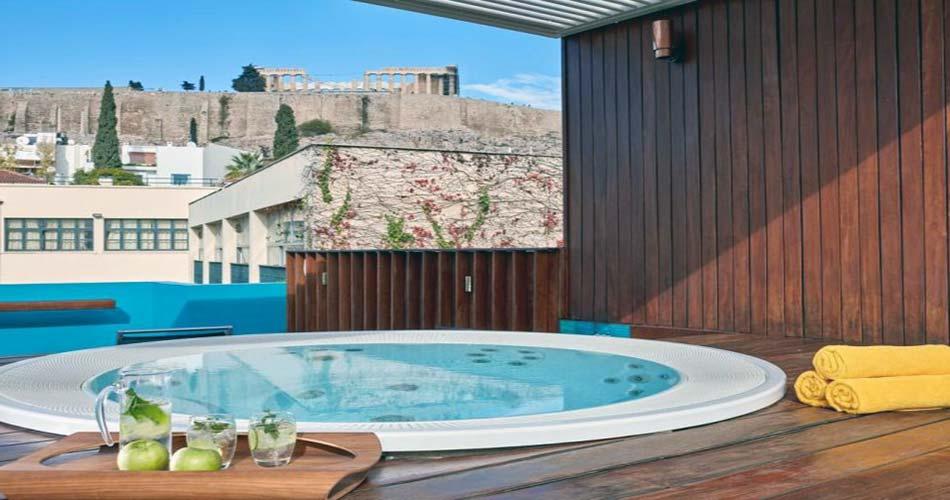 Изумительный комплекс с видом на Афины - Herodion