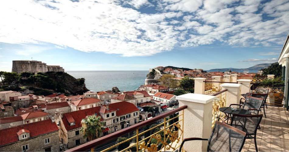 Крутое место для отдыха в Дубровнике - Hilton Imperial