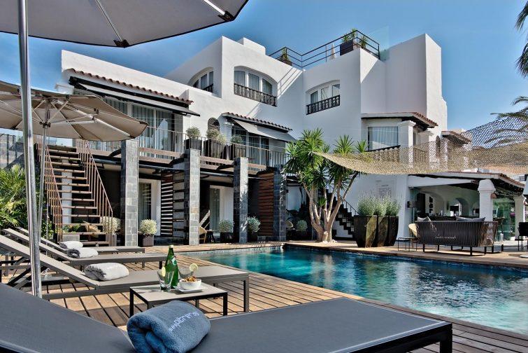 Элегантный отель на Ибице - SES PITRERAS
