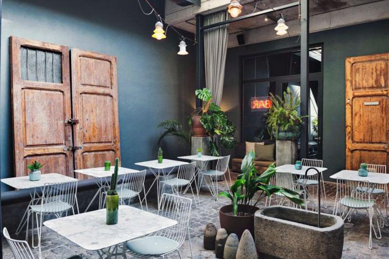 Изящный бутик отель Барселоны - Brummell