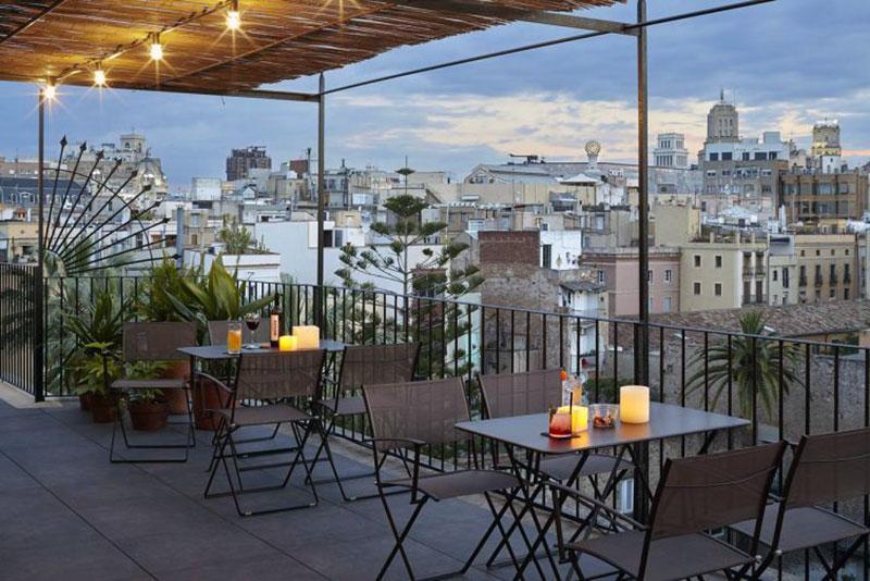 Живописный бутик отель Барселоны - Casa Camper