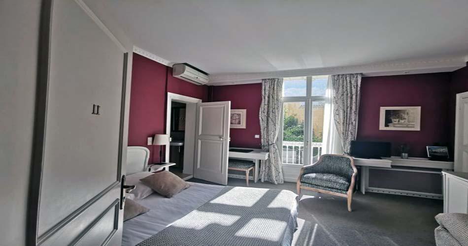 Безупречный отель с видом на Монпелье - du Parc