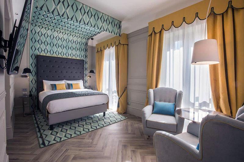 Наикрасивейший романтический отель Милана - Indigo Milan
