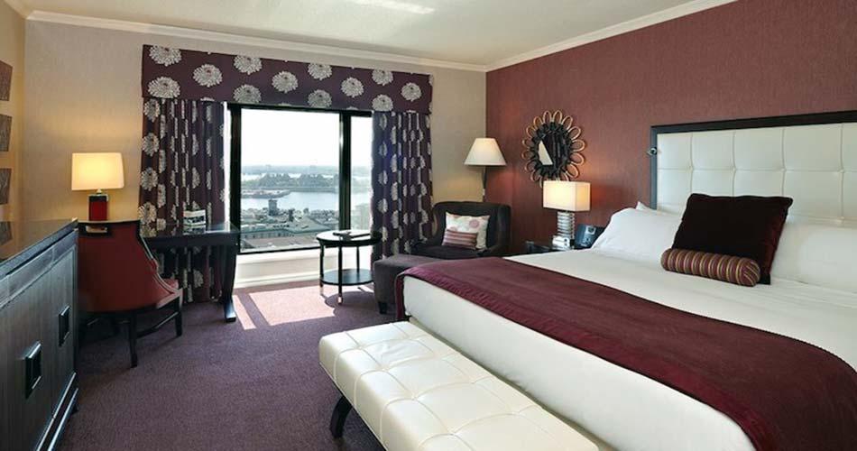 Совершенный отель с видом на Монреаль - Intercontinental