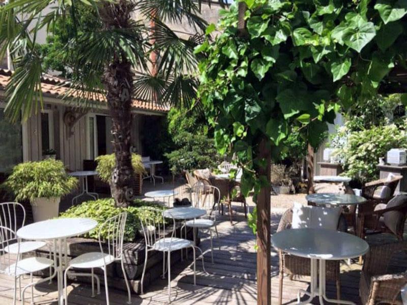 Комфортабельный бутик отель Бордо - La Maison du Lierre