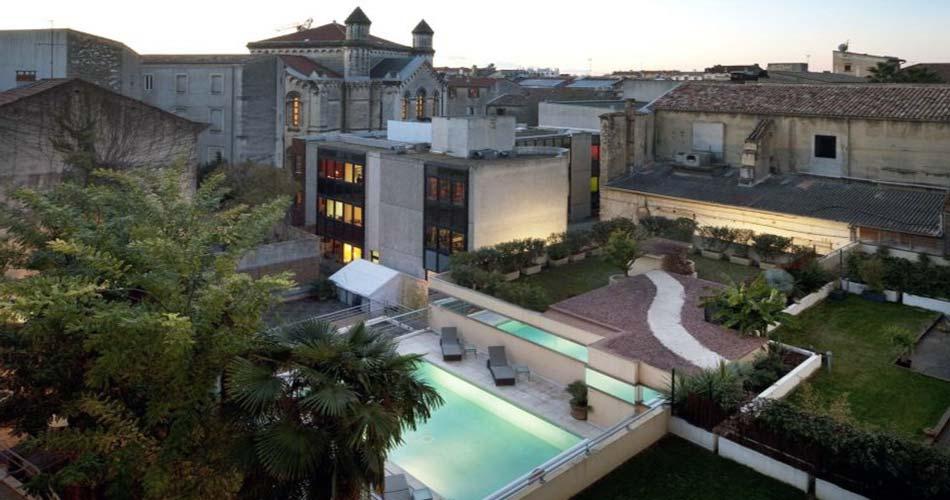 Превосходнейший отель с видом на Монпелье - Océania