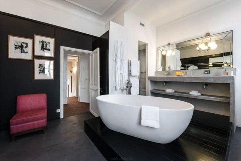 Комфортабельный романтический отель Экс-ан-Прованса - particulier le 28