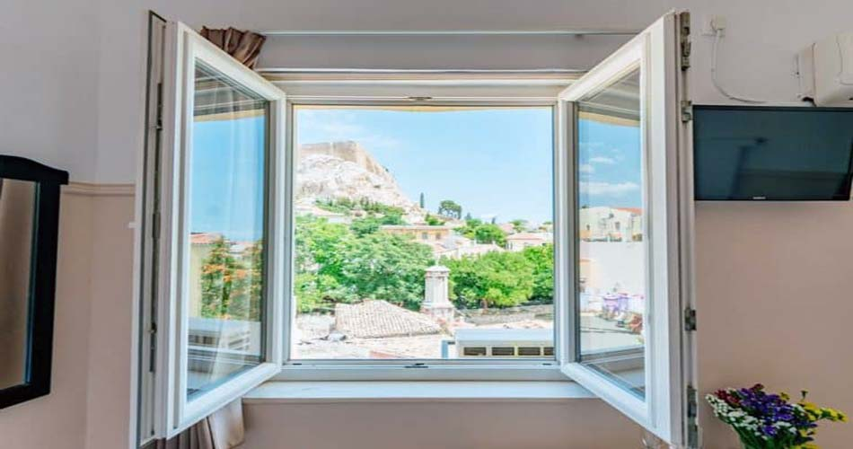 Потрясающий комплекс с видом на Афины - Phaedra