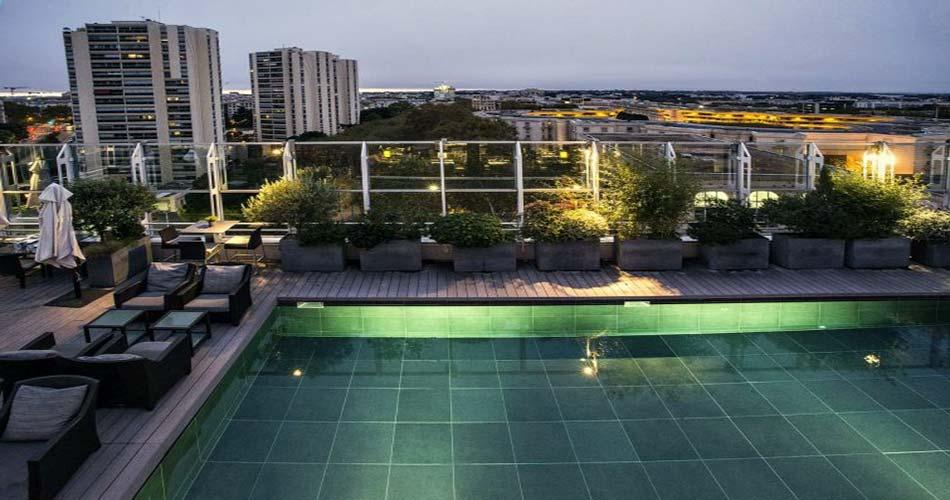 Элитный отель с видом на Монпелье - Pullman