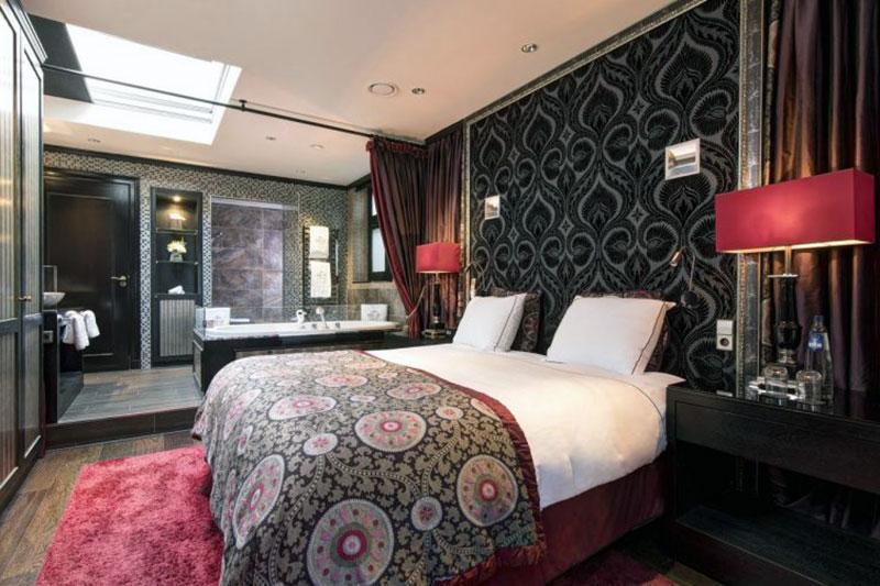 Изысканный романтический отель Амстердама - The Toren
