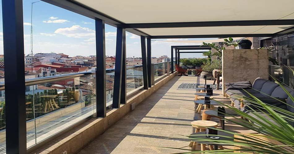 Изящный комплекс с видом на Мадрид - Urban