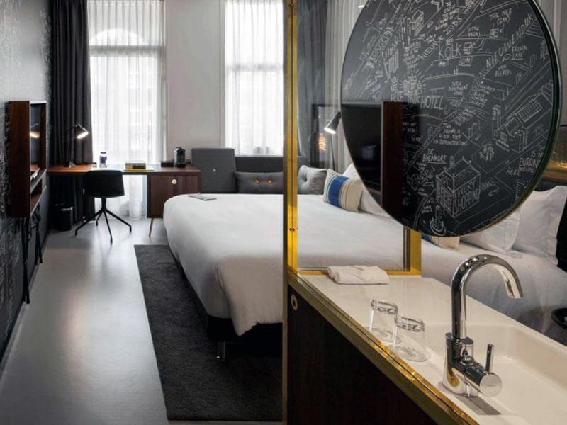 Самое романтические место в Амстердаме - INK