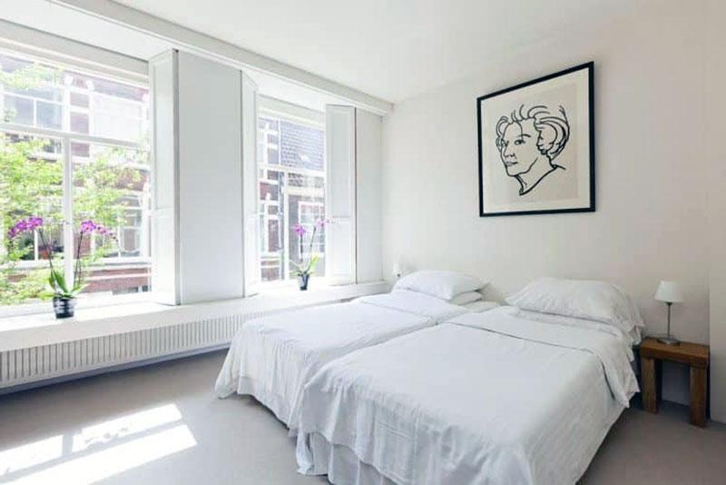Очаровательный бутик отель Амстердама - Kien Bed & Breakfast Studio's