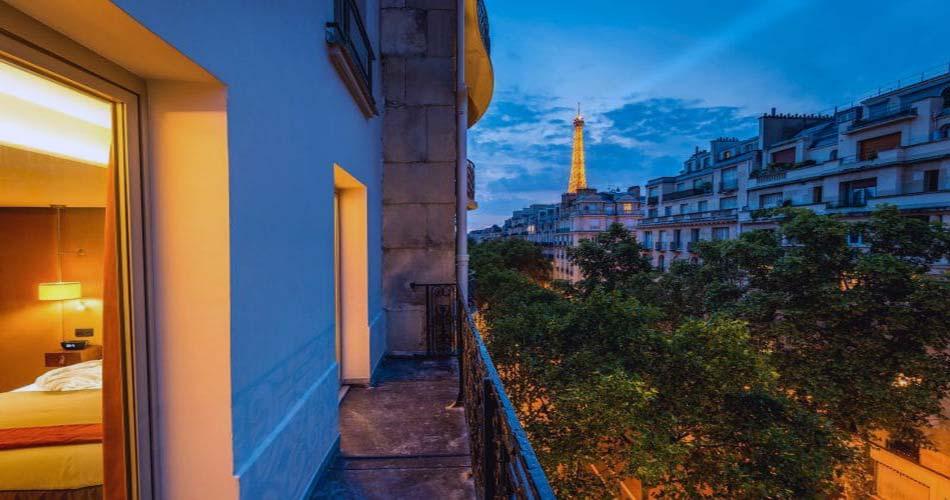 Статусный комплекс с живописным видом на Париж - La Bourdonnais
